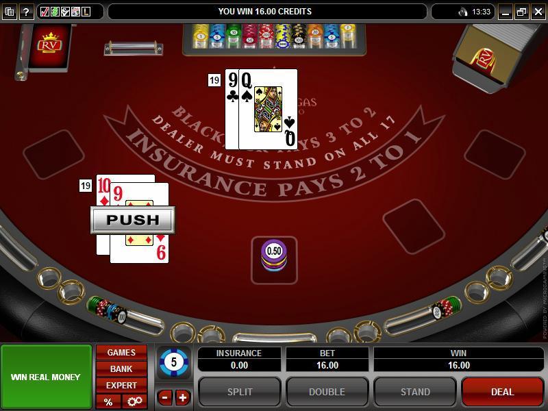Royal Vegas Blackjack